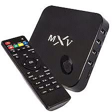 PERFECT FOR XMAS!! MX V android box