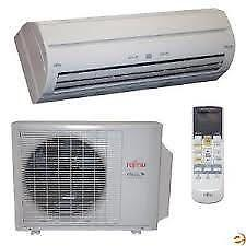 Fujitsu Mini Split Air Conditioners Ebay
