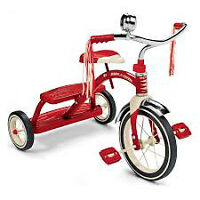 IM LOOKING FOR A BIGGER TYPE OF TRICYCLE