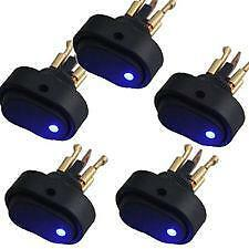 Lighted Toggle Switch: SPST Lighted Rocker Switch,Lighting