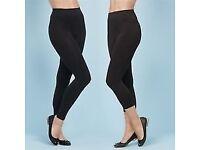 Avon- cropped and full length leggings - size 16-18