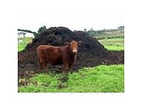 Looking for ten ton plus of manure wanted