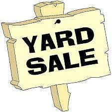 YARD SALE!!!  SALISBURY