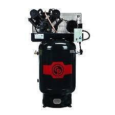 New Chicago Pneumatic standardModel 10hp 575v 3ph 120g vertical air compressor IN STOCK!!