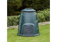 2 compost bins