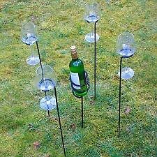 Outdoor Wine bottle and glass holder set Randwick Eastern Suburbs Preview