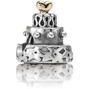 Sterling Silver Pandora Beads