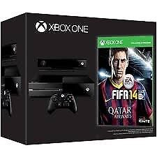 Xboxone Day 1 Edition with Kinect