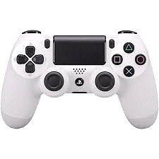 White Ps4 Controller Like New