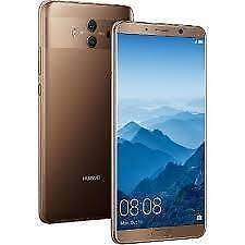 brand new Factory unlocked Huawei Mate 10 Dual SIM Brown