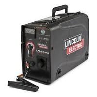 lincoln LN 25 PRO suitcase welder