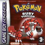 Pokemon Ruby Version losse cassette (Gameboy Advance Nieuw
