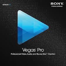 Sony Vegas Pro 13 for Windows