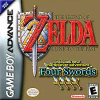 Recherche The Legend Of Zelda : A Link To The Past GBA !