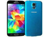 Samsung Galaxy S5 mini Blue (Unlocked) in good condition