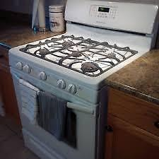 GAS STOVE CONNECTION