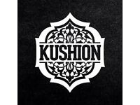 Door Steward - Kushion - Min £10 per hour