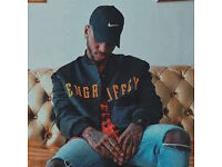 6 x Bryson Tiller Tickets on Monday, 27 Nov @ Eventim Apollo