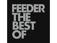 Feeder 'the Best of Tour' @ Manchester Academy - Saturday 10 March
