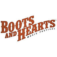 Boots and Hearts Weekend ticket