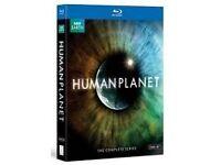 BBC Human Planet blu ray