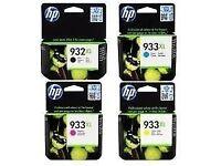 Hewlett Packard INK CARTRIDGES - 13 FOR £70