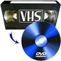 Convert VHS, Mini DV to DVD, Hard Drive, USB Watch|Share |Print|