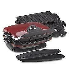 George foreman grill ebay - George foreman replacement grill plates ...