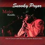 Snooky Pryor - Mojo Ramble