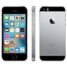 Apple iPhone SE, Space Grey 32GB -Use with any Sim - Buy In Confidence From An Apple Retailer!