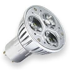 LED bulbs GU 10