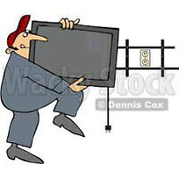 Wanted: non working LCD/LED TV flat screen tvs will pay $25