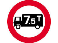 7.5 T MULTI DROP DRIVER - COVENTRY (ongoing)