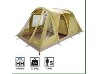 Vango AirBeam Spectrum 500 tent