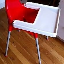 BABY HIGH CHAIR GIVE AWAY PRICE VERY LOW DISCOUNTED PRICE