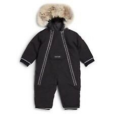 Canada Goose Baby Lamb Snowsuits 3-6 Months