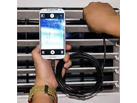 smartphonie endoscope spy cctv camera for /iphone /android / samsung