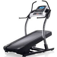 IMMACULATE NORDIC TRACK TREADMILL