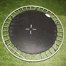 LOOKING FOR TRAMPOLINE FRAME OR MAT