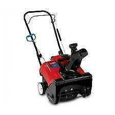 PROMO PRICING ON IN STOCK SNOWBLOWERS!