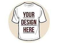 PLAIN T-SHIRTS PRINTING AND DESIGN FOR ALL OCCASION