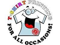 Tshirt printing hen do, stag, funny, tshirt, Custom, wedding, medium, large, small