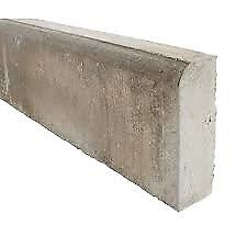Bull Nosed Concrete Edging For Path Lawn Patio Driveway 50mm x 200mm x 915mm