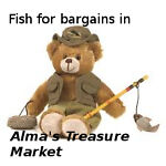 Alma's Treasure Market