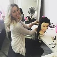 hair extension classes- 3 method 1 day EARN CASH NOW