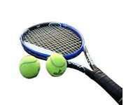 Tennis partner wanted for midweek matches in London Fields