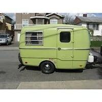 WANTED BOLER CAMPER