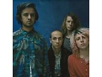 Mystery Jets Jetrospective Curve of the Earth 5x TICKETS