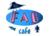 Part-Time Bar Staff at Fab Cafe
