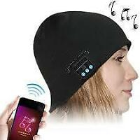 Wireless Bluetooth hat Smart Cap Headphone Headset Speaker Mic